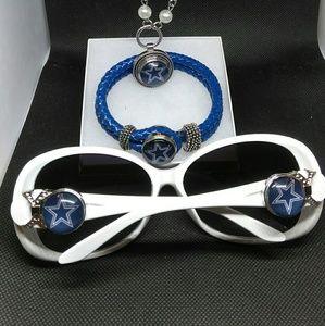 Accessories - Dallas Cowboys Sunglasses Bundle